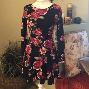 New Listing! Honey and Rosie flair dress.  Sm